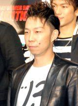 『EXILE PERFORMER BATTLE AUDITION』の取材会に出席したUSA (C)ORICON NewS inc.