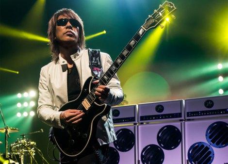 B'zのギタリスト・松本孝弘の新曲が佐川急便CMソングとしてきょうから放送開始