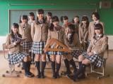 さくら学院が今年度卒業生4人のラストシングル「Jump Up〜ちいさな勇気〜」を発売