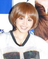 米倉涼子風メイクをブログで披露したmisono (C)ORICON NewS inc.