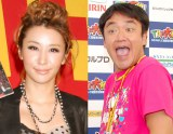(左から)鈴木紗理奈、たむらけんじ (C)ORICON NewS inc.