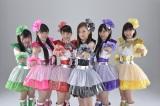 北川景子(中央)とももいろクローバーZが「きもクロ」結成だぁ〜Z!!