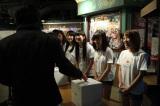 AKB劇場で募金活動を行うAKB48 (C)AKS