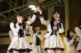 岩手県宮古市でライブを行ったAKB48 (C)AKS