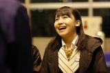 岩手県宮古市を訪問したAKB48の小嶋真子 (C)AKS