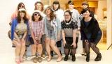 ぽちゃカワなショップスタッフや読者モデルによるファッションショーを開催