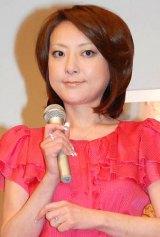 離婚はマネージャーが決断したことを明かした西川史子 (C)ORICON NewS inc.