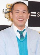 「いいとも!」で長男と次男がサプライズ出演したタカアンドトシ・トシ (C)ORICON NewS inc.