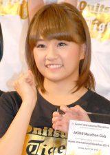 AKB48の島田晴香 (C)ORICON NewS inc.