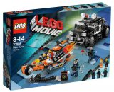 """レゴ初の長編映画の各シーンを再現した""""レゴムービー""""シリーズ『スーパーサイクルチェイス』(C) 2014 Warner Bros. Ent. All Rights Reserved. LEGO, the LEGO logo and the Minifigure are trademarks and/or copyrights of the LEGO Group.  (C)2014 The LEGO Group."""