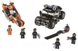 映画を観て、遊んで楽しめる! (C) 2014 Warner Bros. Ent. All Rights Reserved. LEGO, the LEGO logo and the Minifigure are trademarks and/or copyrights of the LEGO Group.  (C)2014 The LEGO Group.