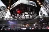 国立競技場で野外ライブを行ったL'Arc〜en〜Ciel(C)緒車寿一、今元秀明、岡田貴之、田中和子
