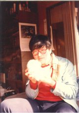 肥満児だった10代の頃の林修氏。3月25日放送の『林修の今でしょ!講座 林修VSスーパードクター 人間の臓器ってスゴい!3時間スペシャル』で衝撃の事実が明らかに!(写真提供:テレビ朝日)