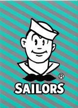 「セーラーズ」水兵のキャラクターが人気に