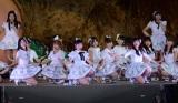 大島優子不在のシングル「ラブラドール・レトリバー」を初披露したAKB48(撮影:鈴木かずなり) (C)ORICON NewS inc.