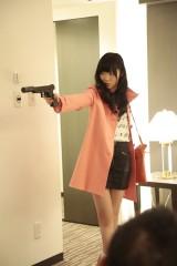 連続殺人事件の実行犯を演じる指原莉乃