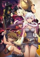 アニメ『ブレイドアンドソウル』TBSで4月3日スタート(C) NCSOFT・Blade&Soulアニメ製作委員会