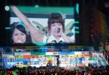 SKE48のステージに初登場した宮澤佐江 (C)ORICON NewS inc.