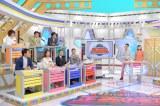 ジャニーズWESTの桐山照史・�M田崇裕がパネラーとして出演したABC『正義のミカタ』スタジオセット(C)ABC