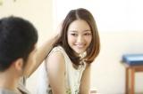 """""""誘う美髪""""をテーマにchayと菅谷哲也が共演した『anan』(マガジンハウス)4月2日発売号のワンカット"""