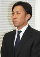 8ヶ月ぶりにブログを更新した前園真聖氏 (C)ORICON NewS inc.