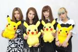 映画『ポケモン・ザ・ムービーXY 「破壊の繭とディアンシー」』(7月19日公開)の主題歌を担当するSCANDAL
