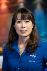 『Benesse進学フェア』で講演を行う元・宇宙飛行士の山崎直子氏