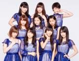 リーダー道重さゆみ(前列右)率いる「モーニング娘。'14」が初のシングル5作連続1位
