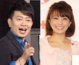 『バイキング』で共演する小林麻耶(右)についてコメントした宮迫博之(左) (C)ORICON NewS inc.