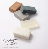 東急ハンズと松山油脂が共同開発したオリジナル石けん