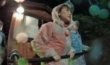 鈴木奈々が過酷なサバイバル生活に挑戦 (C)テレビ朝日