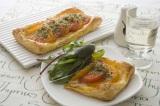 タキイ種苗が提案するトマト料理「桃太郎トマトのプロヴァンス風タルト」