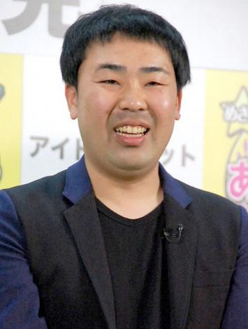 フットボールアワー・岩尾望=『目指せ!トップアイドル!あるある甲子園』開催発表会見 (C)ORICON NewS inc.