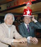大人気番組の裏側を語った(左から)萩原津年武氏、小倉淳 (C)ORICON NewS inc.