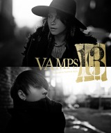 VAMPS写真集『VAMPS 13 Photography by TAKAYUKI OKADA』(6月13日発売)