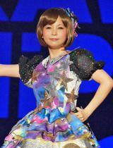 大型エキスポ『KAWAii! NiPPON EXPO 2014』に登場した中川翔子 (C)ORICON NewS inc.