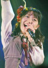 6月9日に「心のホーム」というAKB48劇場から巣立つ大島優子 (C)ORICON NewS inc.