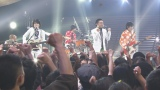 ウルフルズが500人の観客の前でスタジオライブを決行。NHK『SONGS』と特集番組で放送(C)NHK