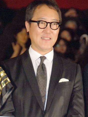 映画『オー!ファーザー』完成披露試写会に出席した佐野史郎 (C)ORICON NewS inc.