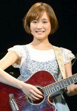 歌手としての目標は「DREAMS COME TRUEの吉田美和さん」だと明かした大原櫻子 (C)ORICON NewS inc.