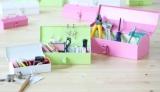 全8色が展開されるカラフルな工具箱『cotetsu(コテツ)』 工具品のほか、メイク道具や日用品を入れても楽しみが広がりそう
