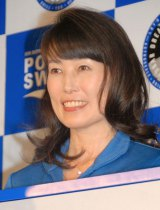 山崎直子氏 (C)ORICON NewS inc.