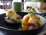"""""""ライス""""エッグベネディクトは、東京・六本木ヒルズ内「eggcellent」で食べられる (C)oricon ME inc."""