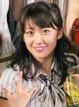 AKB48卒業を控え、初めて総選挙を観る側に回る大島優子 (C)ORICON NewS inc.