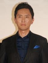映画『MONSTERZ モンスターズ』のジャパンプレミアに出席した松重豊 (C)ORICON NewS inc.