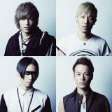 ライブ全公演の中止が発表されたSPYAIR(左上がボーカル・IKE)