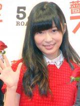 """""""滝行""""をタモリから止められたHKT48の指原莉乃 (C)ORICON NewS inc."""