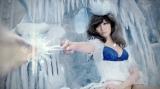 クールに氷の女王を演じるAKB48・小嶋陽菜/「PEACH JOHN」プロモーション動画