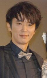 映画『薔薇色のブー子』の舞台あいさつに出演したユースケ・サンタマリア (C)ORICON NewS inc.