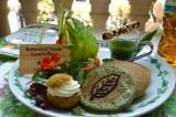 『爽健美茶』に含まれる植物素材を活かした『Botanical Power Lunch Plate』 (C)oricon ME inc.